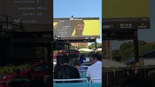 全豪オープン(Australian Open)2019(71)錦織 – ジョコビッチ