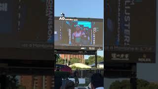全豪オープン(Australian Open)2019(72)錦織 – ジョコビッチ