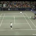 Suzuki (鈴木貴男) VS Federer (フェデラー)