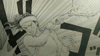 テニスのイラスト描いてみた/Tennis Drawing