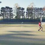 テニス球出しマシンTennis ball machine Spin Shot Player 練習ドリル Practice drill intro【スマッシュ&ボレー】Overhead & Volley