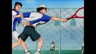 Tennis no Ouji-sama[Best Moments 6]-The match between Momoshiro and Ryoma-kun │テニスの王子様