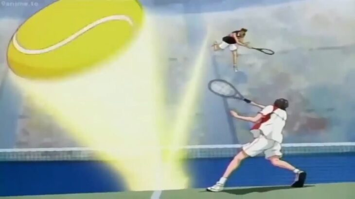 『リョーマ!The Prince of Tennis 新生劇場版テニスの王子様』#9   Tennis no Ouji sama