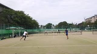 【テニスtennis】【ゲームgame】【ダブルスdoubles】
