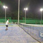 【テニス】ボレーの練習