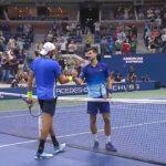 【マッチハイライト】ノバク・ジョコビッチ vs マッテオ・ベレッティーニ/全米オープンテニス2021 準々決勝【WOWOW】