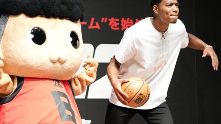 トップニュース |東京2020 八村塁、選手村で錦織圭に緊張「敬語で話され、どう話したらいいのか…」| 埼玉県NEWS