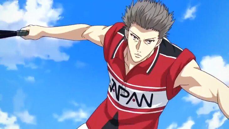 新テニスの王子様 最高の戦闘シーン #3 Tennis no Ouji-sama Specials
