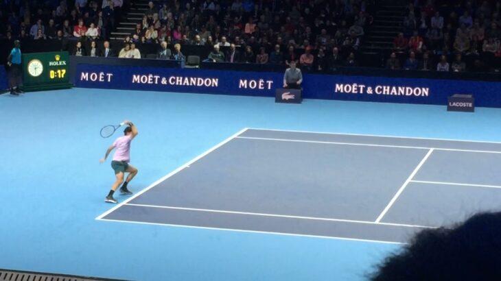 フェデラー Federer 2017finals