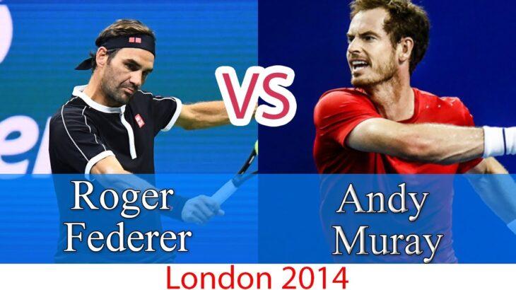 Federer  (フェデラー) VS Muray (マリー)