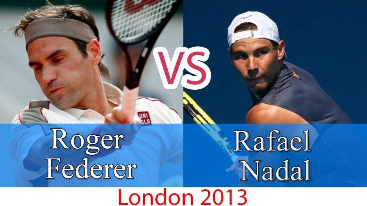 Federer (フェデラー) VS Nadal (ナダル)