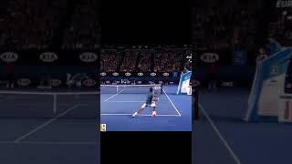 Roger Federer (フェデラー) Tricks Shot #Shorts