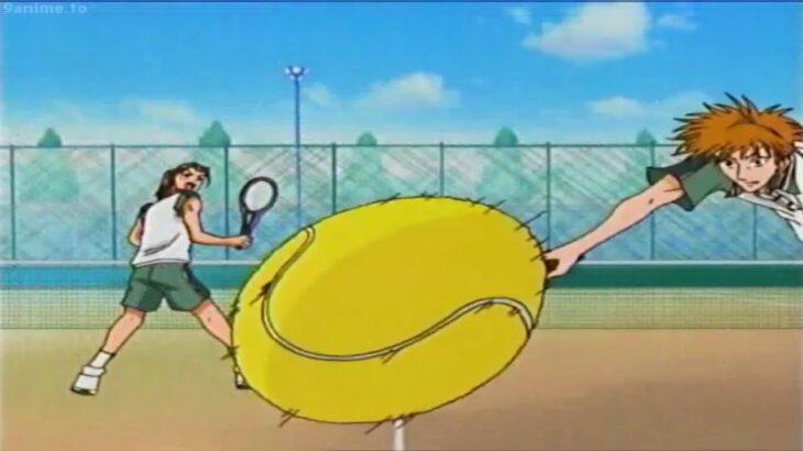 テニスの王子様 – 弱者を軽蔑する者の失敗   The Prince of Tennis