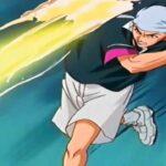 テニスの王子様 – タケシとリョウマのチームがテニスをするためのトリック   The Prince of Tennis
