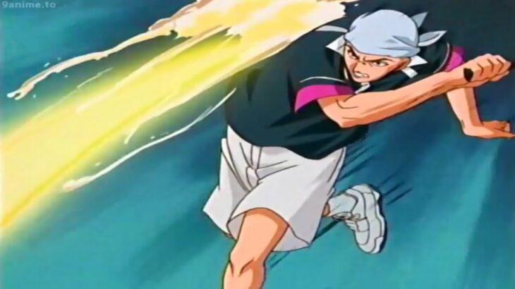 テニスの王子様 – タケシとリョウマのチームがテニスをするためのトリック | The Prince of Tennis