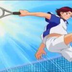 テニスの王子様 – 菊丸英二のテニスボールが敵を怖がらせる | The Prince of Tennis