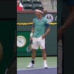 サーブが武器と化した錦織圭#shorts #tennis #love #テニス