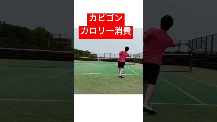 カビゴンボディの悲しい結末 #shorts #tennis #テニス #love