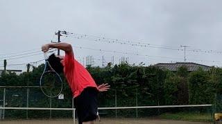 【超役立つ】スピンサーブの打ち方【イメージ作り】#shorts #tennis #テニス #love #happy