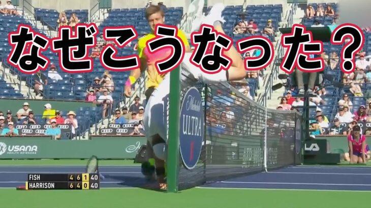 【テニス】優しすぎるスーパープレー