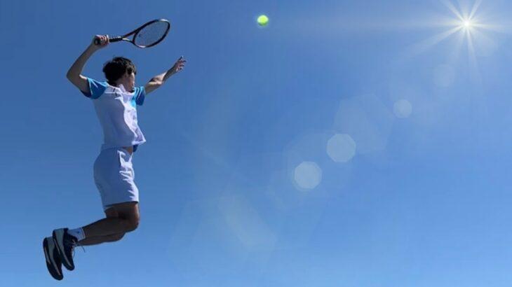 【テニスの王子様】手塚vs跡部 再現 (prince of tennis)